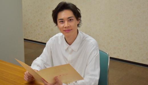 【戸塚純貴インタビュー】『ケアニン~こころに咲く花~』を演じる想い「介護のやりがいを知ってもらいたい」