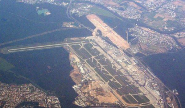 『フランクフルト空港』