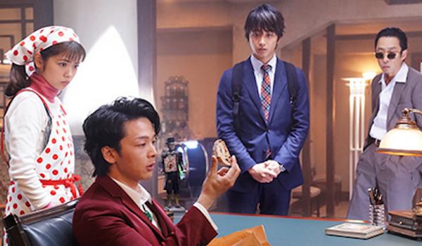 『美食探偵 明智五郎』第1話