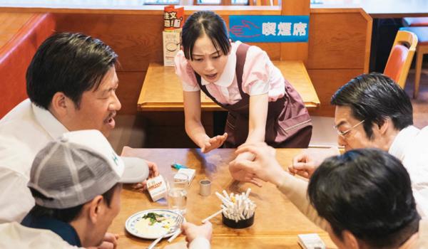『浦安鉄筋家族』第3話