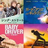 音楽の使い方がかっこいい映画おすすめ5選!クイーンや70年代、80年代の名曲が作品を彩る!