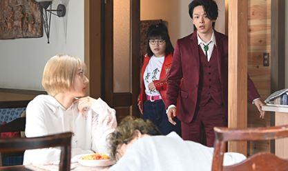 『美食探偵 明智五郎』