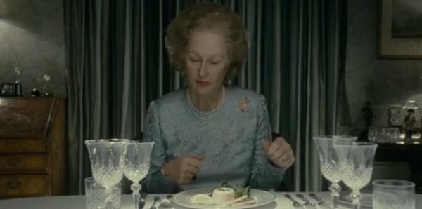 『マーガレット・サッチャー 鉄の女の涙』