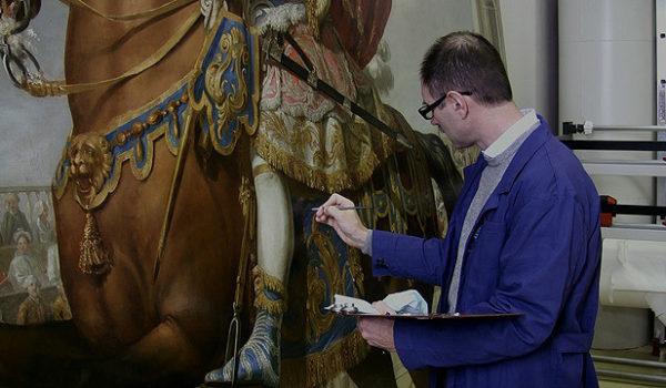 『エルミタージュ美術館 美を守る宮殿』