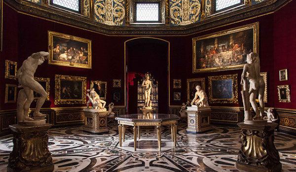 『フィレンツェ、メディチ家の至宝 ウフィツィ美術館3D・4K』