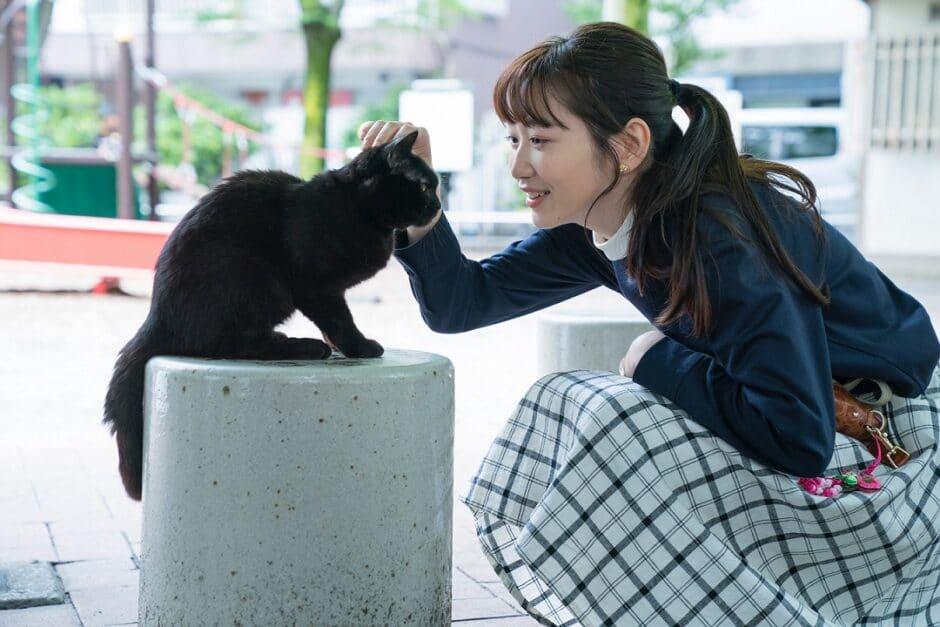『銀座黒猫物語』