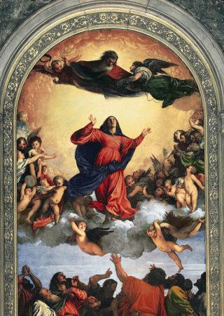 「聖母被昇天像」