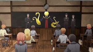 『暗殺教室』