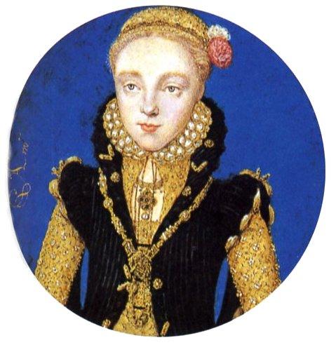 『エリザベス1世の肖像』