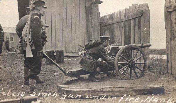 武昌蜂起の兵士たち