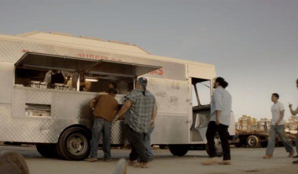 『シェフ 三ツ星フードトラック始めました』