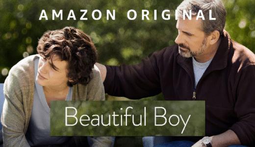『ビューティフル・ボーイ』動画配信フル無料視聴!薬物中毒の息子を救いたいと願う父親の実話を基にした物語を見る