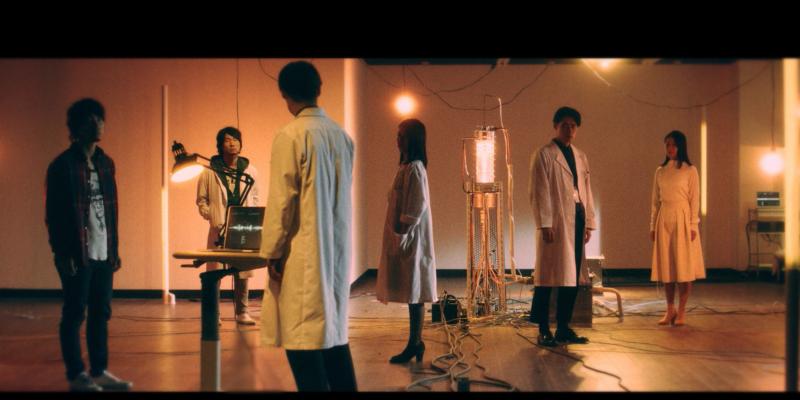 『メカニカル・テレパシー』公開日・ポスタービジュアル・特報解禁!「心を可視化する機械」を巡る物語