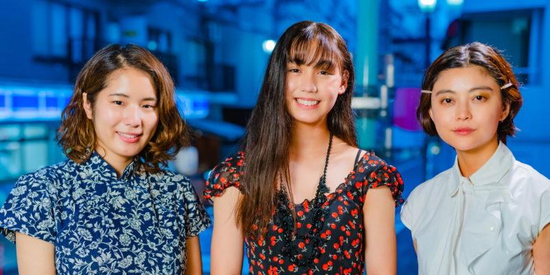 『クシナ』満員の初日舞台挨拶レポート!郁美カデール、廣田朋菜、速水萌巴監督が登壇!