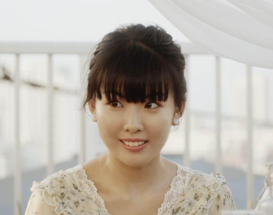 『蒲田前奏曲』福田麻由子・蒲田劇中