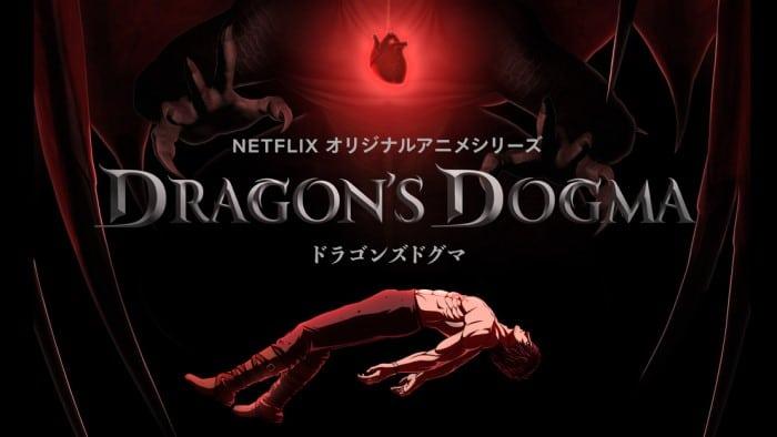 『ドランゴンズドグマ』Netflixオリジナルアニメのティザービジュアル、場面写真、配信日解禁!
