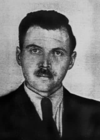 ヨーゼフ・メンゲレ