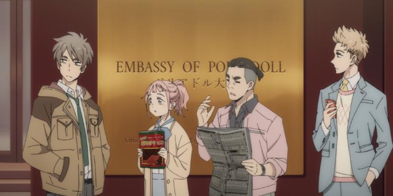『富豪刑事 Balance:UNLIMITED』第5話あらすじ・ネタバレ感想!大使館で謎の殺人事件が発生?!