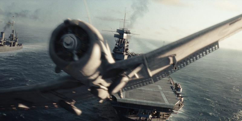 『ミッドウェイ』ミッドウェイ海戦経験者最後の2人が、共に戦った仲間を偲ぶ特別映像リリース!