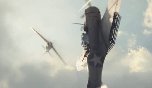 『ミッドウェイ』本編映像解禁!ドッグファイト全盛期の空戦を完全再現!米機SBDドーントレスvs日本軍戦闘機