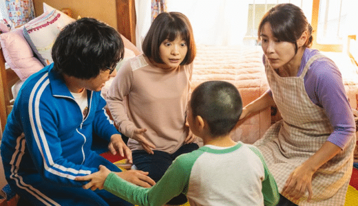 『浦安鉄筋家族』第11話あらすじ・ネタバレ感想!マジか…大鉄がバック・トゥ・ザ・フューチャー!?