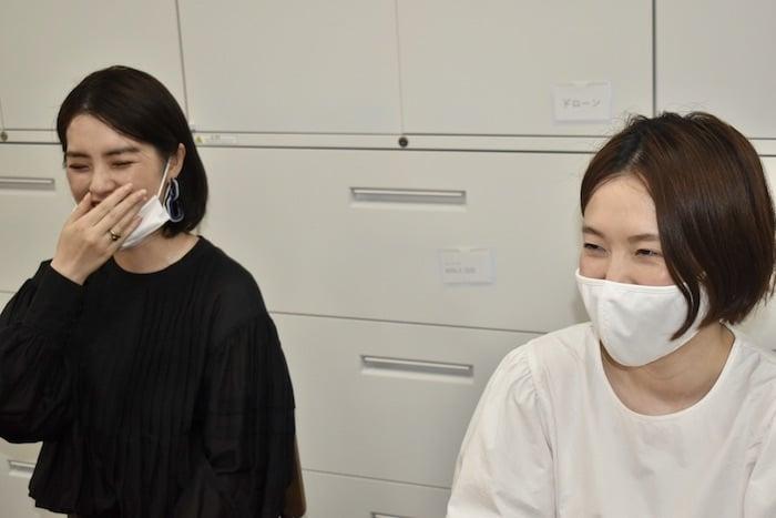 松林うらら&穐山監督インタビュー