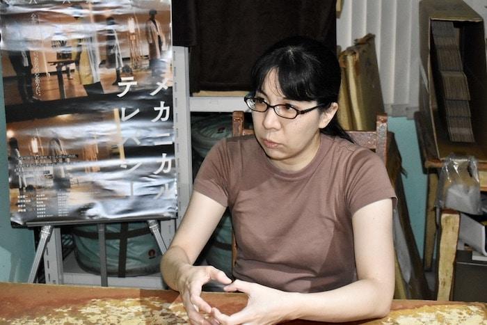 五十嵐監督インタビュー