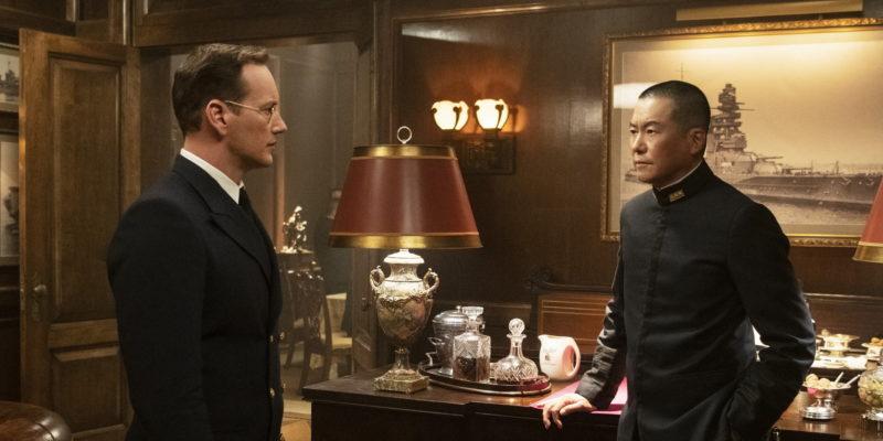 『ミッドウェイ』日本を代表する実力派俳優の名演シーン解禁!米国人俳優たちも感激した演技の裏側