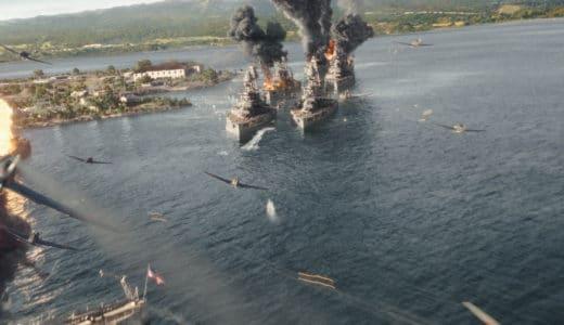 """『ミッドウェイ』本編映像解禁!すべてはここから始まった…!圧倒的スケールで描かれる""""真珠湾攻撃"""""""