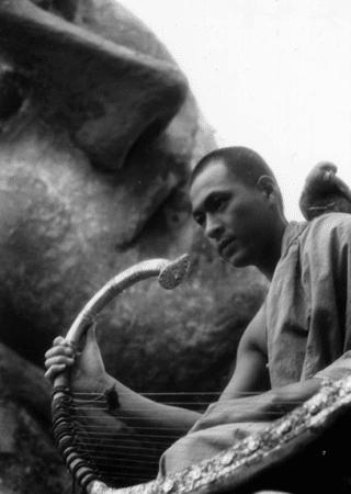 『ビルマの竪琴』