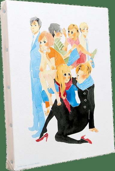 【どうにかなる日々】_キャンバスアート