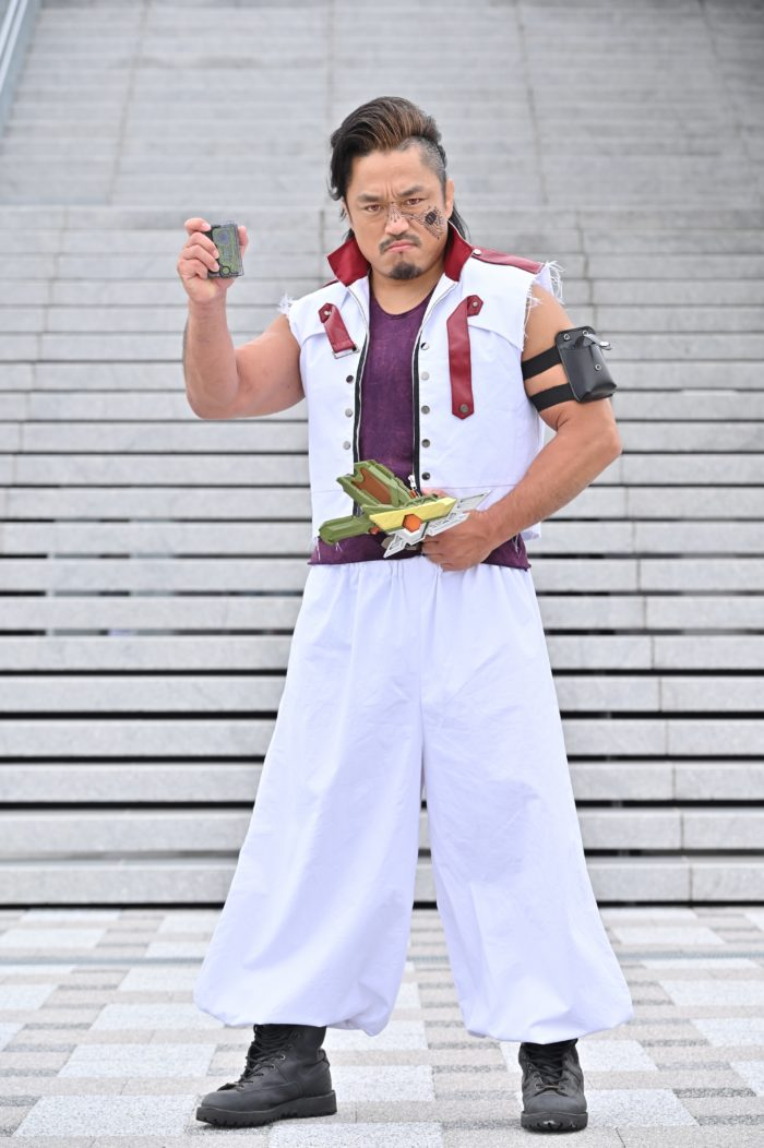 後藤洋央紀(新日本プロレス):ブガ/仮面ライダーアバドン