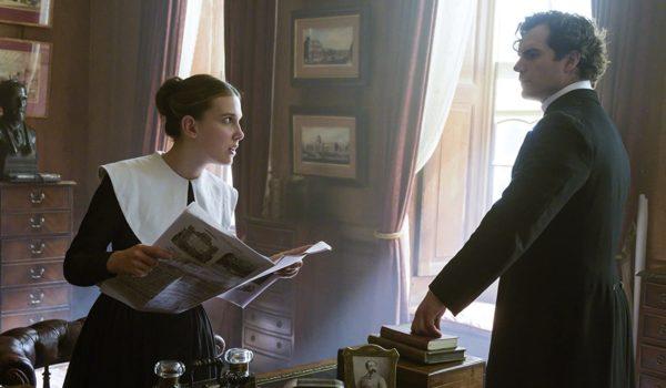 『エノーラ・ホームズの事件簿』