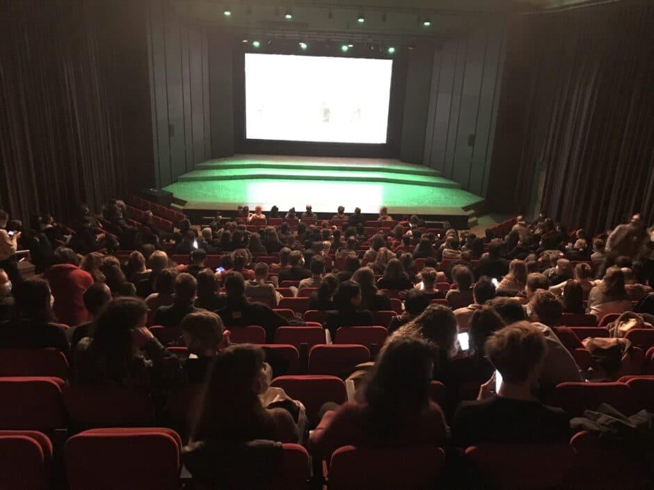『脳天パラダイス』スイス・ローザンヌ映画祭