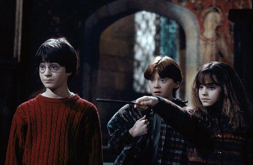 『ハリー・ポッターと賢者の石』