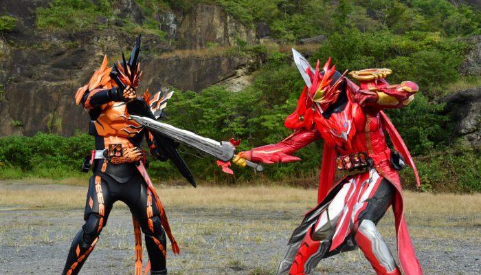 『劇場版仮面ライダーセイバー』場面写真解禁!迫りくる大量の敵vs6人の剣士が聖剣を手に敵に立ち向かう!