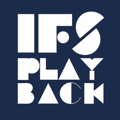 『IFS PLAYBACK』開催概要