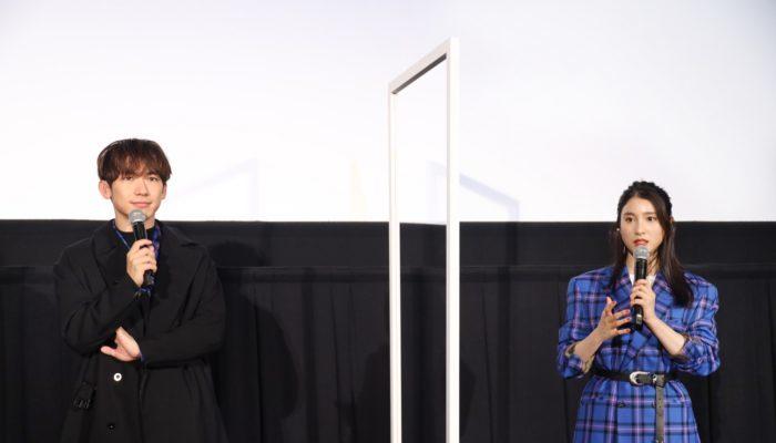 """『フード・ラック!食運』""""いい肉の日""""舞台挨拶オフィシャルレポート!EXILE NAOTO、土屋太鳳が登壇!"""