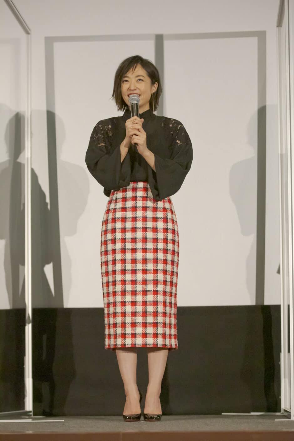 『大コメ騒動』富山完成披露試写会舞台挨拶レポート