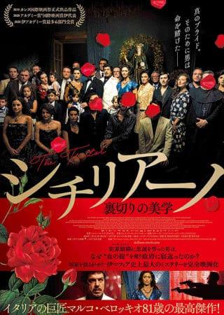 映画『シチリアーノ 裏切りの美学』作品情報