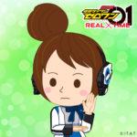『劇場版 仮面ライダーゼロワン REAL×TIME』イズなりきりあきこちゃん