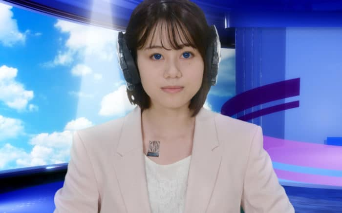 『劇場版 仮面ライダーゼロワン』謎の男・矢部太郎、アナウンサー型ヒューマギア・伊藤美来が劇場版に出演決定