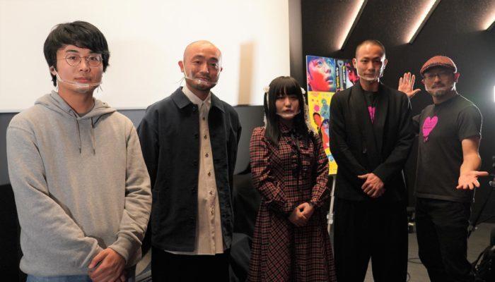 『恋するけだもの』東京初日舞台挨拶オフィシャルレポート!白石監督、「田中俊介は、けだもの俳優!」と絶賛!
