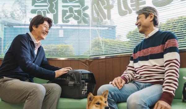 『おじさまと猫』第4話