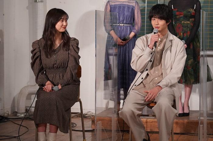 『ホリミヤ』劇場版&TVドラマ完成記念生配信イベントレポート