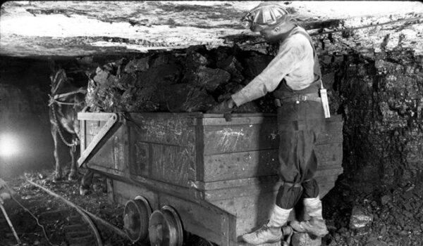 炭鉱労働者