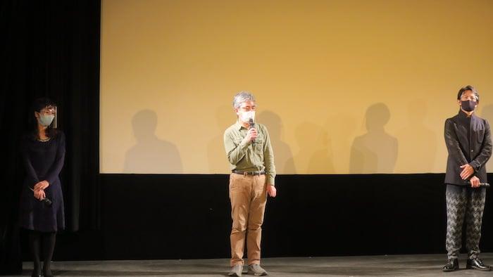 『湖底の空』ゆうばり国際ファンタスティック映画祭 舞台挨拶レポート