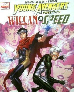 『YOUNG AVENGERS』