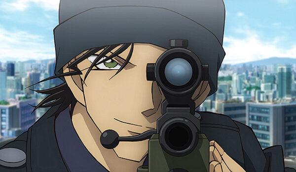 映画『名探偵コナン 緋色の弾丸』