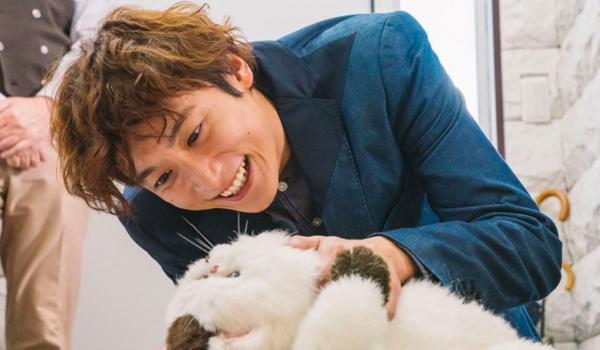 『おじさまと猫』第6話